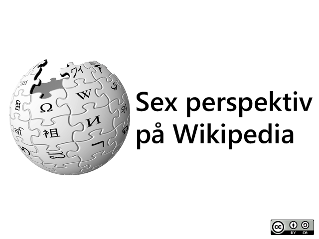 Sex perspektiv p Wikipedia