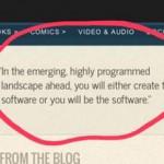 Rushkoff - programmed